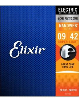 ELIXIR 12002 Nanoweb Cordes...