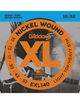 D'ADDARIO EXL140 Cordes...