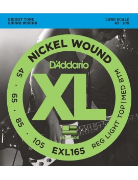 D'ADDARIO EXL165 Cordes...