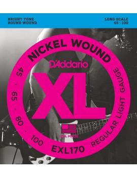 D'ADDARIO EXL170 Cordes...