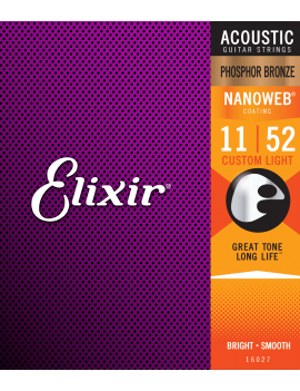 ELIXIR 16027 Nanoweb Cordes...
