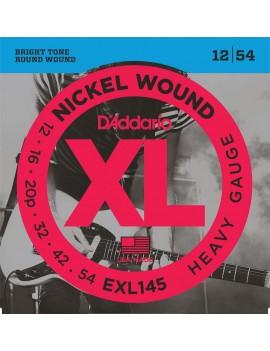 D'ADDARIO EXL145 Cordes...