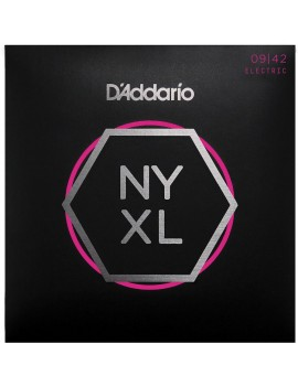D'ADDARIO NYXL0942 Cordes...