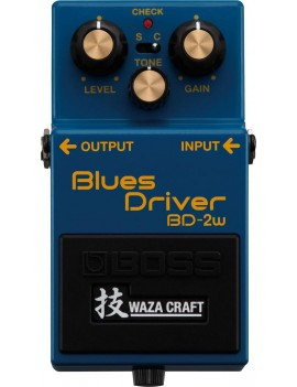 BOSS BD-2W Blues Driver...
