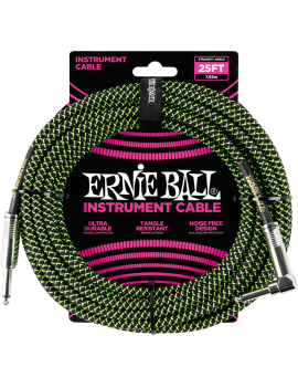 ERNIE BALL P06066 Câble...