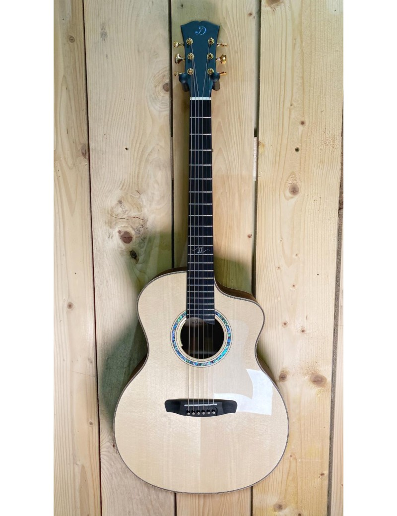 DOWINA Cocobolo III GACE-DS LR Baggs Anthem