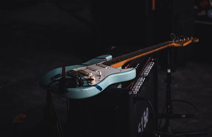 Choisir sa guitare électrique